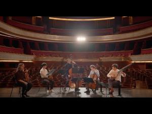Embedded thumbnail for Lea Desandre, Ensemble Jupiter | « Lettres Amoureuses »