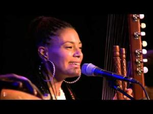 Embedded thumbnail for Sona Jobarteh & Band - Kora Music from West Africa