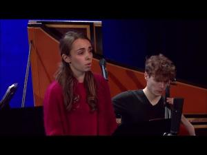 """Embedded thumbnail for Vivaldi : """"Vedro con mio diletto"""" - Il Giustino (Lea Desandre / Ensemble Jupiter)"""