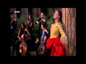 Embedded thumbnail for Ombra Mai Fu Cécilia Bartoli
