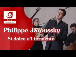 Embedded thumbnail for Sì dolce e'l tormento, SV 332 - Philippe Jaroussky