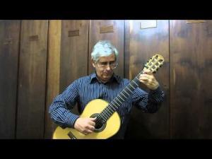 Embedded thumbnail for Capricho Árabe (Francisco Tárrega)