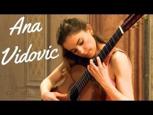 Embedded thumbnail for Ana Vidovic Asturias by Isaac Albéniz
