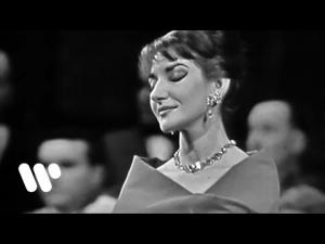 """Embedded thumbnail for Maria Callas sings """"Casta Diva"""" (Bellini: Norma, Act 1)"""